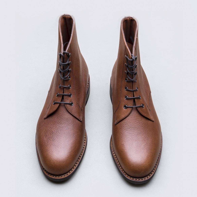 City Boots V2 Fauve graine