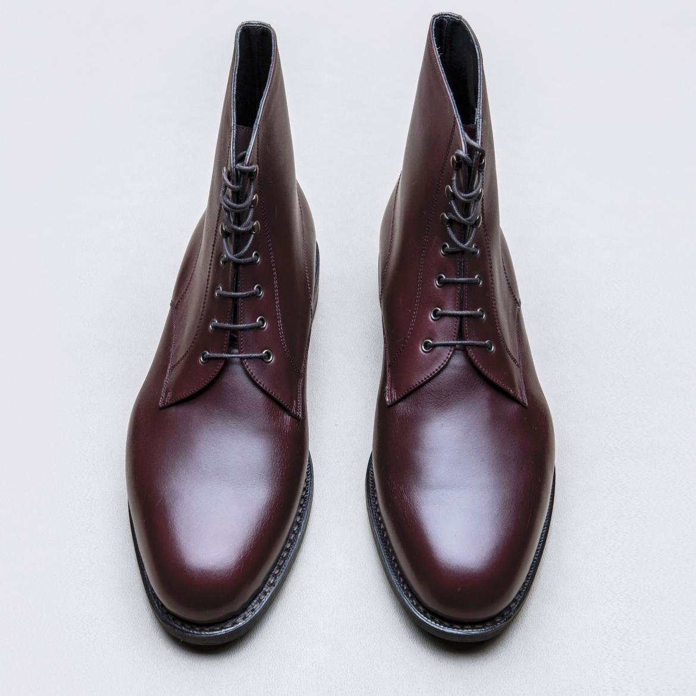 City Boots V2 Bordeaux