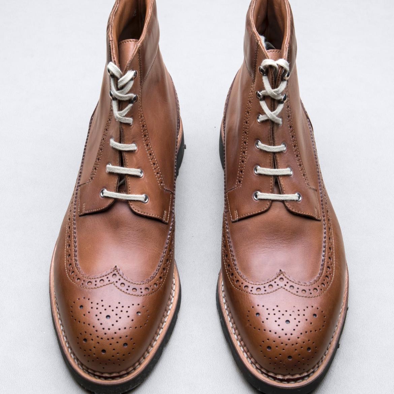 Work Boots Fauve