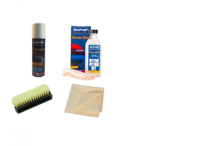 e868b0c36430 Kit entretien cuirs vernis - Produits d entretien - E-Shop - Jacques    Démeter
