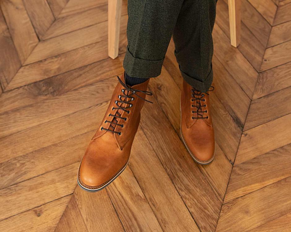 Une paire de boots indémodable