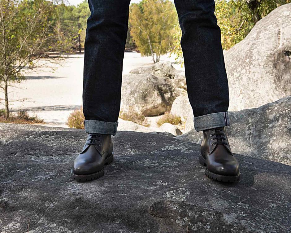 Boots de caractère