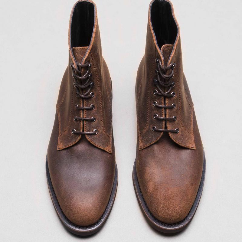 City Boots V2 Waxy
