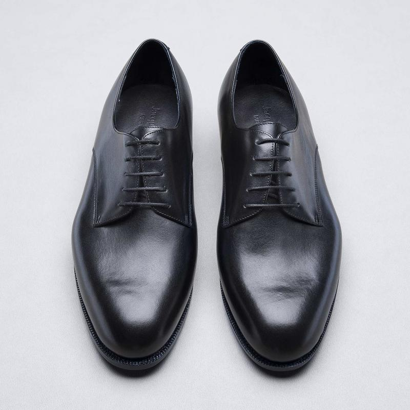 Derby Plain Toe Noir