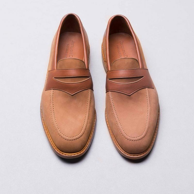 Loafer bi matière