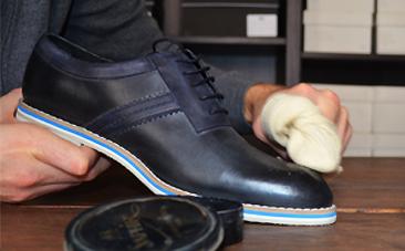 Glaçage chaussures partie 1